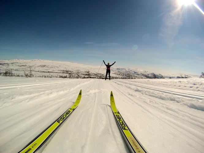 Skitrening mandager kl. 18.30