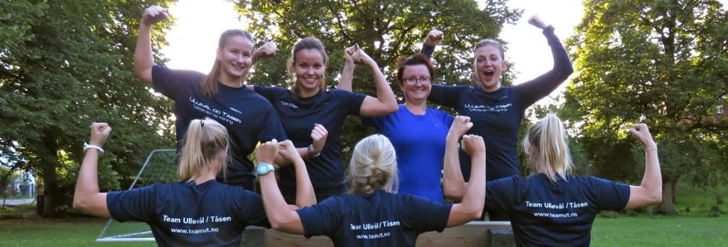 Sterk ute - styrketrening for alle!