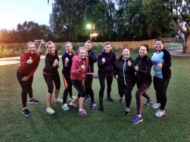 Bli med på vårens Teamut grupper: Løping, Trappeløp og SterkUTE!