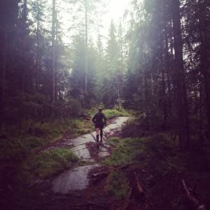 Nordmarkstraveren - løpekurs - rulleskiteknikk - trappeløp