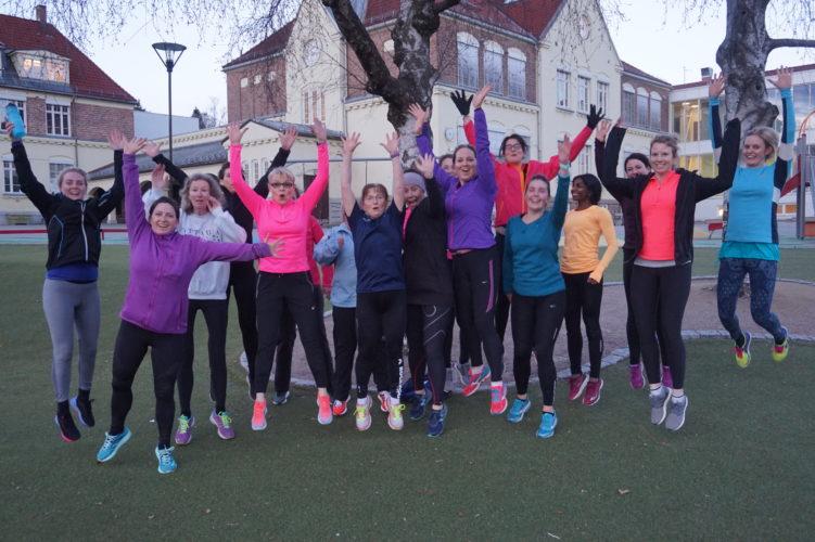 Utendørstrening med Teamut - Løp, trapper og styrke